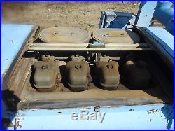 SYKES VP150 6 Water Pump WELL POINT! Vacuum Assist VIDEO! Hatz Diesel