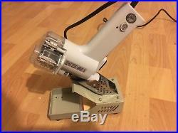 S-998P 100W Electric Vacuum Double Air Pump Solder Sucker Desoldering Gun Solder