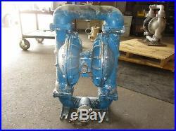 Sandpiper 3 Aluminum Diaphragm Pump, #325318j Used