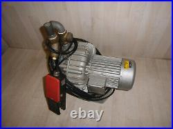 Seitenkanalverdichter Vakuumpumpe Rietsche SKG 230-2V. 02 0,75kW Plotter Leica