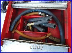 Snap-on Mt425 Vacuum Fuel Pump Pressure Gauge