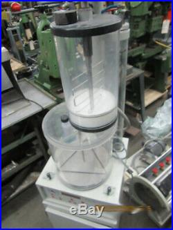 St. Louis Investment Casting Vacuum & Mixing Machine #82A with Busch Vacuum Pump