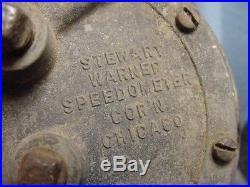 Stewart 143A Vintage Vacuum Fuel Pump Tank Buick Chevy Oldsmobile Pontiac Nash