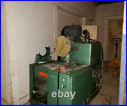 Stokes Model 412H-11 Microvac Pump 1722 pump stand and blower motor