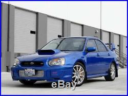 Subaru Impreza Wrx Sti 2004 Low Miles