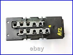 TESTED! 03-12 Mercedes R230 SL500 SL55 Door Locking Vacuum Pump 2308000048 OEM