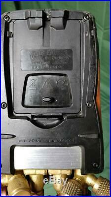TESTO Tool 557 Digital Refrigeration Gauges (MAD013499)