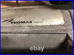 THOMAS 12v 12.0 A vacuum / compressor pump Model 907CDC22A GENUINE