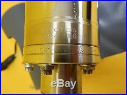 TMU Pfeiffer TMU 071-003 P Turbomolecular Pump Assebmly PM C01 692A Turbo Used