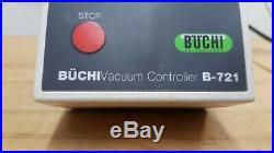 Tested Buchi B-721 Vacuum Controller For Rotary Evaporator Or Vacuum Pump