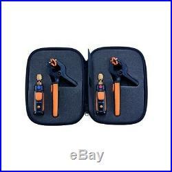 Testo 0563 0002 Refrigeration Smart & Wireless Probe Kit. 549i & 115i (2x)