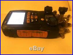 Testo 557 Digital Manifold Kit With Bluetooth Enabled 0560 1557, Works Great