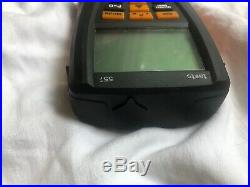 Testo 557 Digital Manifold Tester With Bluetooth Enabled
