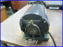 Thermal Engineering Model R-22 2-Stage High Vacuum Pump 1825 3.0 CFM 1/3HP Used