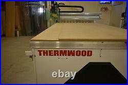 Thermwood CS43 2016 & Busch Vacuum Pump, Near Perfect Condition, Only 450 Hours