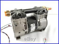 Thomas 2685PE40 Air Compressor Pump Lake Fish Pond Aerator Pump Aeration