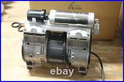 Thomas Model 2688TGHI40/30/221B 220-240V Compressor Vacuum Pump