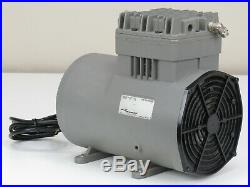 Thomas Vakuumpumpe Kompressor / Vacuum Pump Compressor 807CHI60