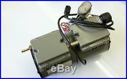Thomas Vakuumpumpe vacuum pump 2 Kolben 230V 60604.6