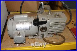 Trivac Leybold D4a Vacuum Pump