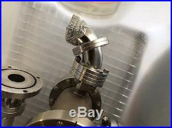 UHV parts, Stainless, Conflat, Knife edge seal & Chambers