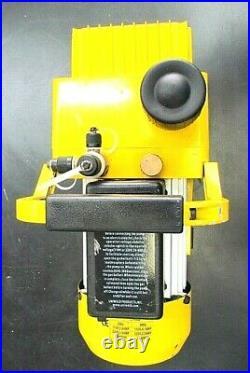 Uniweld Humm Vac HVP6 ac vacuum pump 6CFM