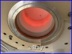 Used Dentsply Touch Dental Furnace used with Vacuum Pump. Works with issues