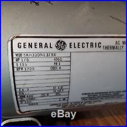 Used Gast 0322-v3-g8dx Rotary Vane Vacuum Pump