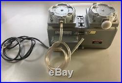 Used Gast DAA-V155-EB Vacuum Pump WORKS
