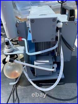 VACUUBRAND PC 2004 Vario Vacuum Vakuum Pumpe & CVC 2000 Controller Unit System