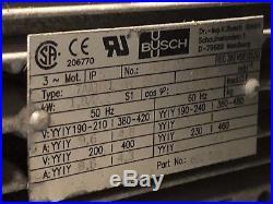 VACUUM PUMP Modular unit Witte CNC Milling work holding