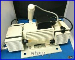 VARIAN 949-9441 MDP12 DIAPHRAGM Vacuum PUMP KNF Neuberger PJ 10534-813.4 115V