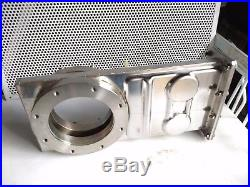 VAT 6 ASA Flange High Vacuum Motorized Gate Valve