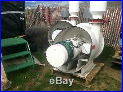 Vactor/Ross Cook Industrial Vacuum Power unit 60 Hp with Anti Cavitation CTRL