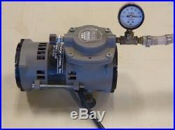 VacuPress Compact 100 Veneer Vacuum Pump