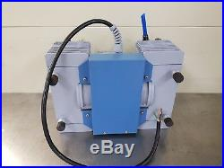 Vacuubrand Diaphragm Vacuum Pump MD 4 Tested Working