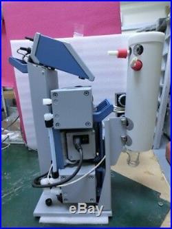 Vacuubrand MD4C Vacuum Pump Unit+CVC211 Controller, CVC2II, 230Vac, used$5741
