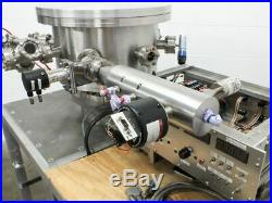 Vacuum Chamber Vatgate 16x10 Stainless Steel with ASC 8 Cyro Pump 125 Compressor