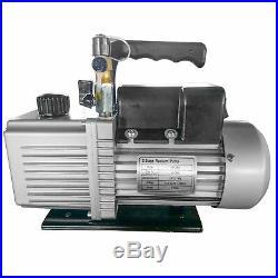 Vacuum Pump 6 Cfm 170L/Min 2 Dual Stage 1/2Hp VP 260 HIGH QUALITY