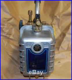 Vacuum Pump JB DV-85N 3 CFM Platinum Premium Vacuum/Refrig Evacuation Pump