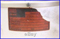 Vacuum Pump diffuser Alcatel 6063