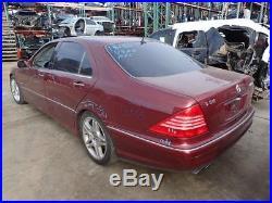 Vacuum Supply Pump Unit 2208000948 Fits 2003 Mercedes Benz S55 W220