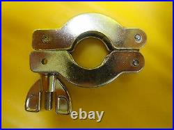 Vacuum Wing Nut Clamp NW16 KF16 Reseller Lot of 25 MKS Edwards Nor-Cal HPS Used