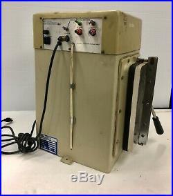 Vacuum chamber jewelry casting degassing urethanes epoxies 10 gallon Coy airlock