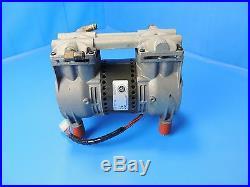 Vakuumpumpe / Kompressor Thomas Pumpe 2650CHI37-758 Inkl. Rechnung