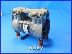 Vakuumpumpe / Kompressor Thomas Pumpe 2650CHI39-758 Inkl. Rechnung