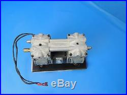 Vakuumpumpe / Kompressor Thomas Pumpe 26600CGHI34-406-D Inkl. Rechnung