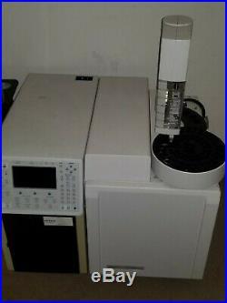 Varian 1200 Triple Quadrupole GC/MS/MS with Varian CP-3800 GC plus Vacuum Pump
