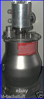 Varian Cryo Vacuum Turbo Pump 917-3500