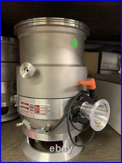Varian Turbo V300 Turbo Molecular High Vacuum Pump 969 9031, ID6, OD7